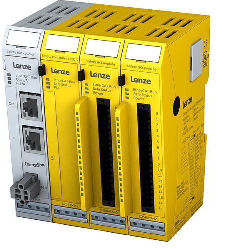 Safety Controller C250-S