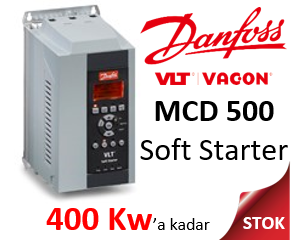 Danfoss SoftStarter…